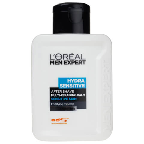 L'Oréal Paris Men Expert Hydra Sensitive After Shave Multi-Repairing Balm 100ml