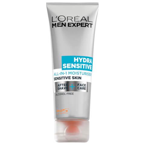 L'Oréal Paris Men Expert Hydra Sensitive All-in-1 Moisturiser Sensitive Skin 75ml