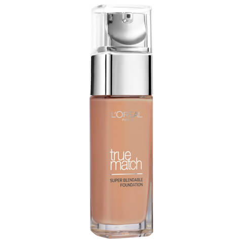 L'Oréal Paris True Match Super-Blendable Foundation 7C Rose Amber 30ml