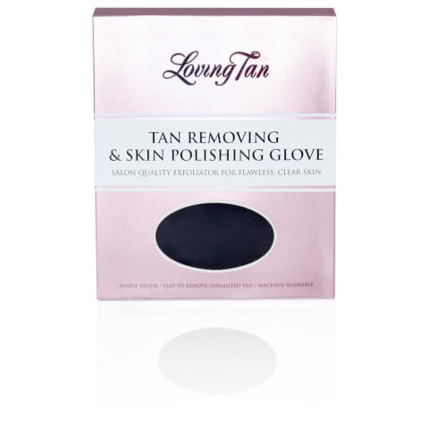 Loving Tan Tan Removing & Skin Polishing Salon Quality Glove