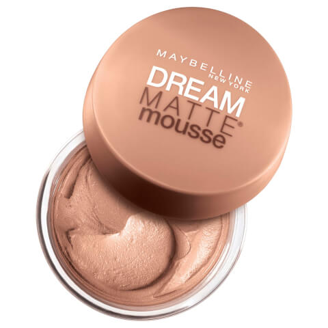 Maybelline Dream Matte Mousse Foundation Pure Beige 18g