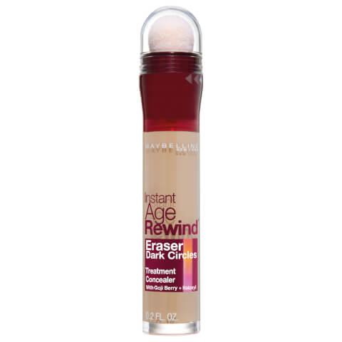 Maybelline Instant Age Rewind Eye Dark Circle Eraser Concealer + Treatment Light 6ml