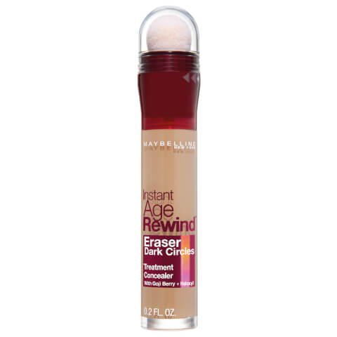 Maybelline Instant Age Rewind Eye Dark Circle Eraser Concealer + Treatment Medium 6ml