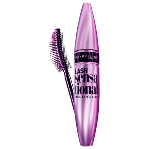 Maybelline Lash Sensational Waterproof Mascara - Very Black 9ml