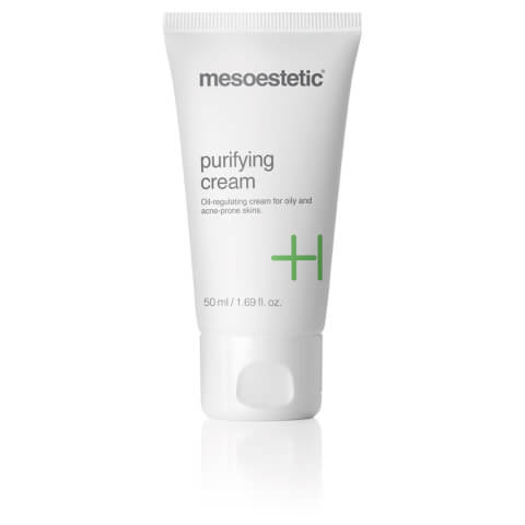 Mesoestetic Purifying Cream For Oily And Acne Prone Skins 50ml