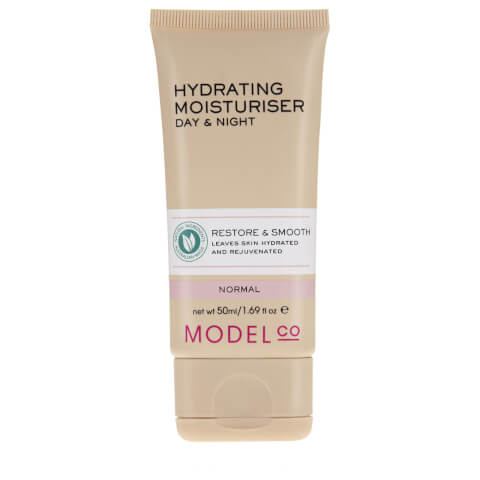ModelCo Hydrating Day And Night Moisturiser For Normal Skin 50ml