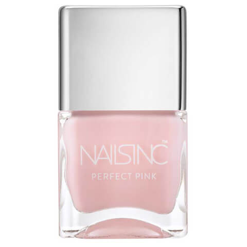 nails inc. Earl's Walk Perfect Pink Nail Polish 14ml
