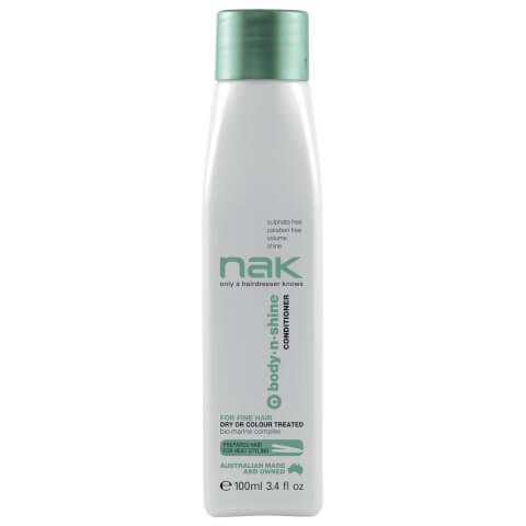 Nak Body N Shine Conditioner Travel Size 100ml