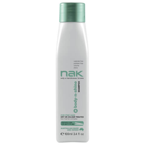 Nak Body N Shine Shampoo Travel Size 100ml
