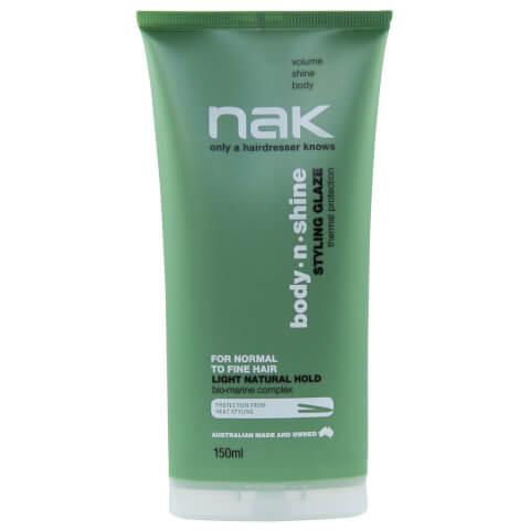 Nak Body N Shine Styling Glaze 150ml