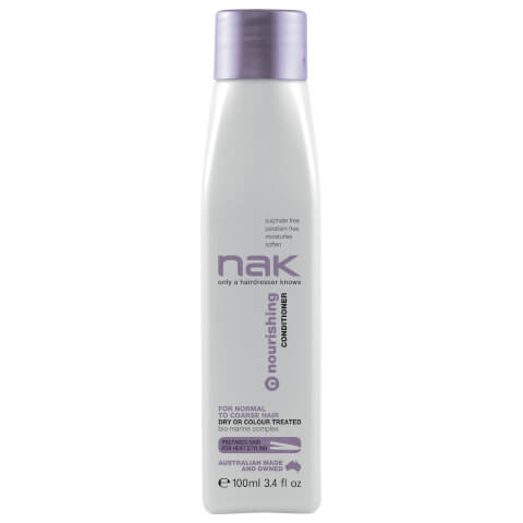 Nak Nourishing Conditioner Travel Size 100ml
