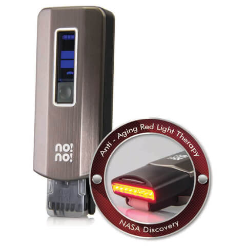 no!no! Pro 5 Hair Removal Device + Led Attachment