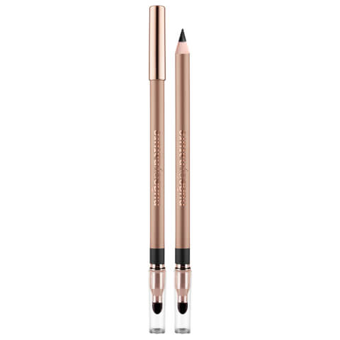 nude by nature Contour Eye Pencil #01 Black 1.08g