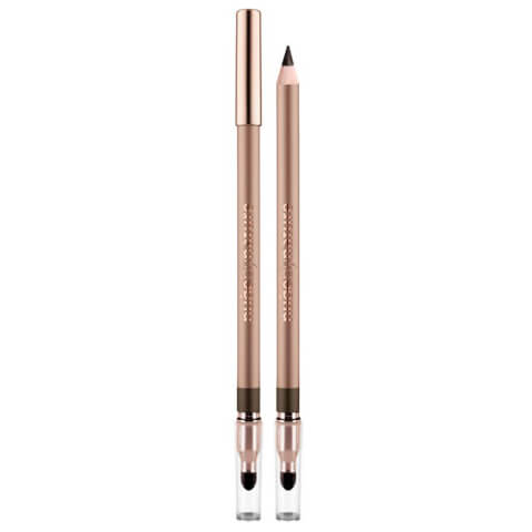 nude by nature Contour Eye Pencil #02 Brown 1.08g