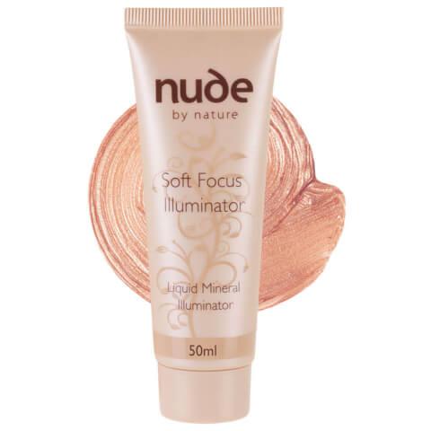 nude by nature Soft Focus Liquid Mineral Illuminator 50ml