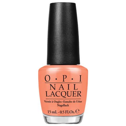 OPI Hawaii Collection - Is Mai Tai Crooked? 15ml