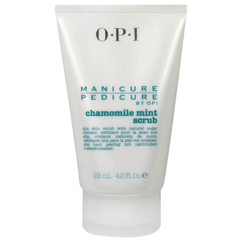OPI Manicure Pedicure Chamonile Mint Scrub 125ml