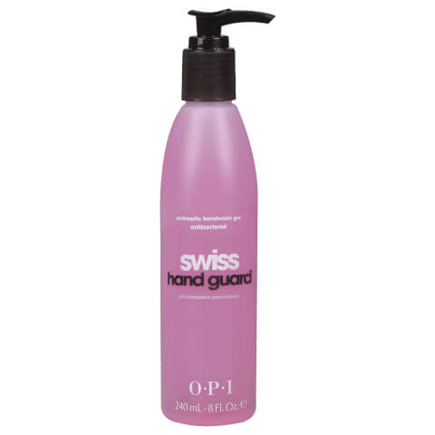 OPI Swiss Hand Guard Antiseptic Handwash Gel 240ml