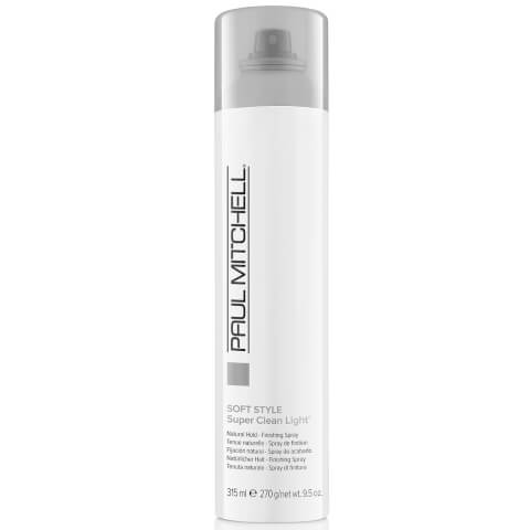Paul Mitchell Soft Style Super Clean Light Finishing Spray 359ml