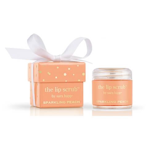 Sara Happ The Lip Scrub - Sparkling Peach