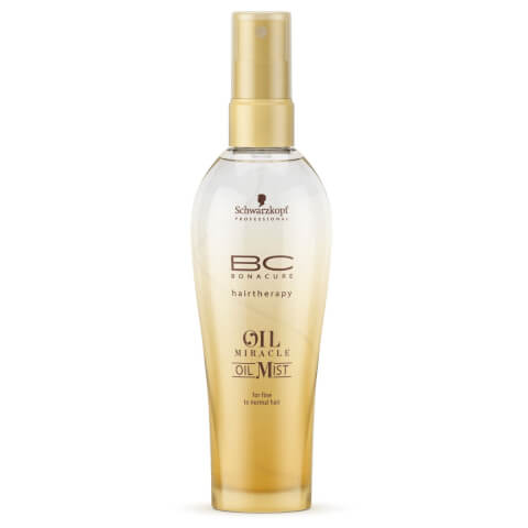 Schwarzkopf BC Bonacure Oil Miracle Oil Mist For Fine To Normal Hair 100ml
