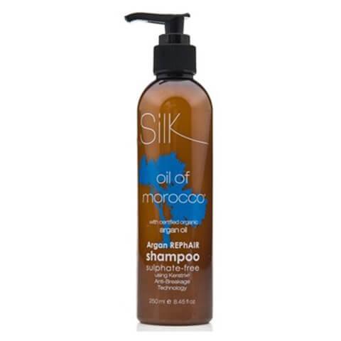 Silk Oil Of Morocco Argan Rephair Shampoo