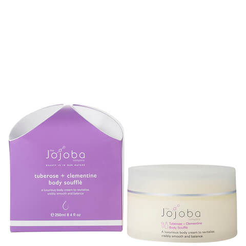 The Jojoba Company Tuberose And Clementine Body Souffle 250ml