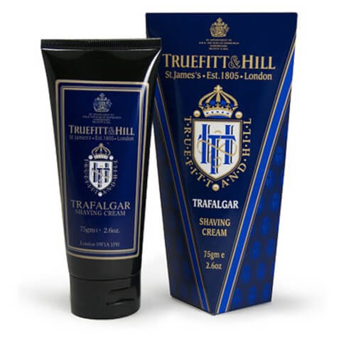 Truefitt & Hill Men's Shaving Cream Tube Trafalgar 75g