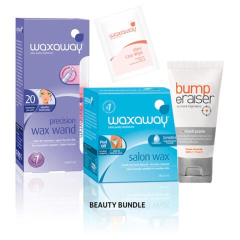 Waxaway Beauty Bundle Pack
