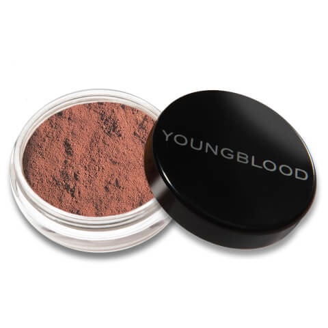 Youngblood Crushed Mineral Blush 3g - Cabernet