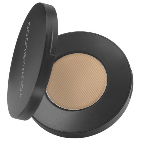 Youngblood Pressed Individual Eye Shadow 2g - Alabaster