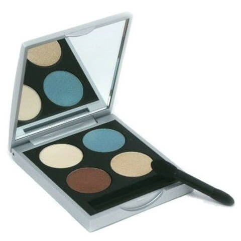 Youngblood Pressed Mineral Eye Shadow Quad - Yb53 Cabana 4g