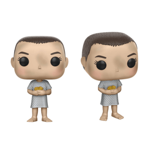 Figurine Pop! Eleven Tenue d'Hopital Stranger Things