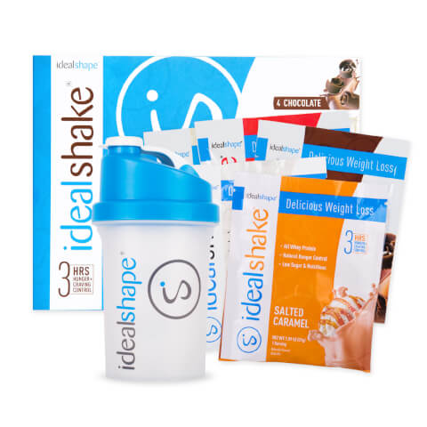 IdealShape Variety Box (with Free Shaker)