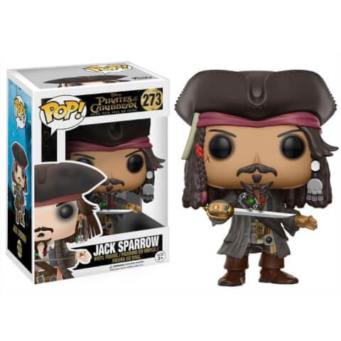 Pirates of the Caribbean Jack Sparrow Pop! Vinyl Figure