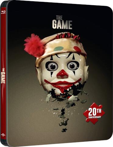 The Game - Steelbook Exclusif Limité pour Zavvi