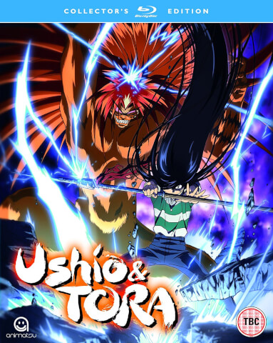 Ushio and Tora Complete Series Collection (Episodes 1-39) Collector's Edition