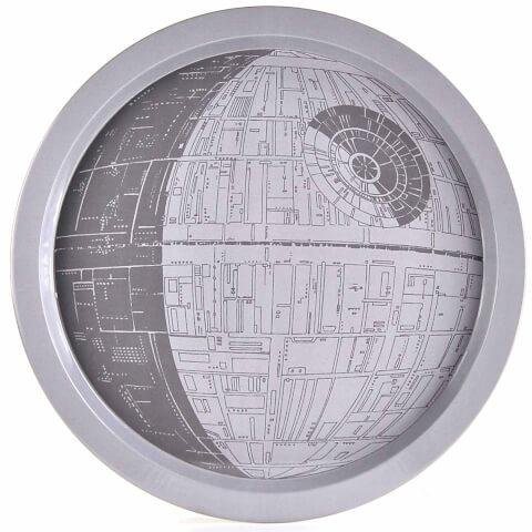 Plateau en Métal Star Wars L'Étoile de la Mort - avec Boite Cadeau
