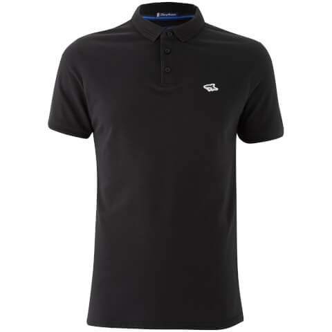 Le Shark Men's Halkin Polo Shirt - Black