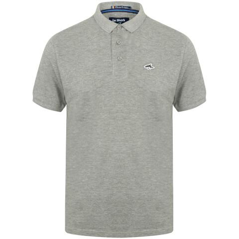 Le Shark Men's Halkin Polo Shirt - Grey Marl