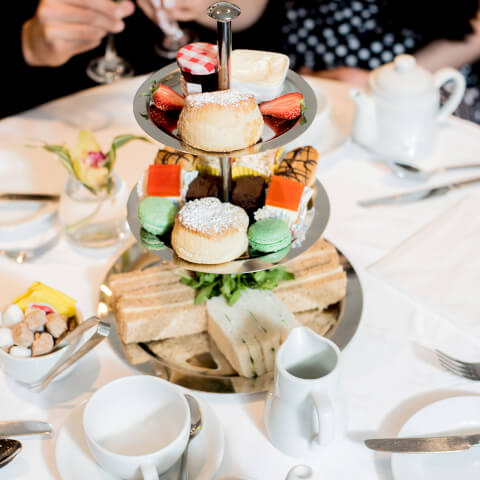 34% Off Afternoon Tea for Two at The Cranley Hotel, South Kensington