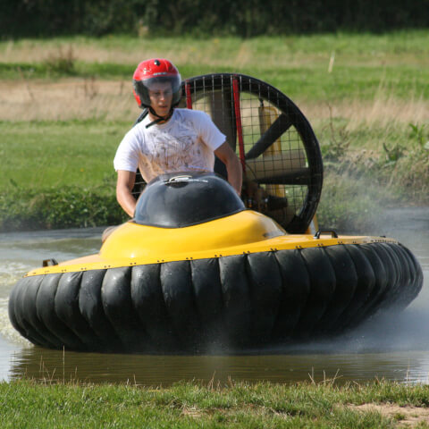 One Hour Hovercraft Blast