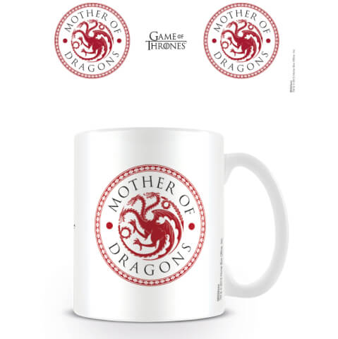 Game of Thrones Coffee Mug (Mother of Dragon's)