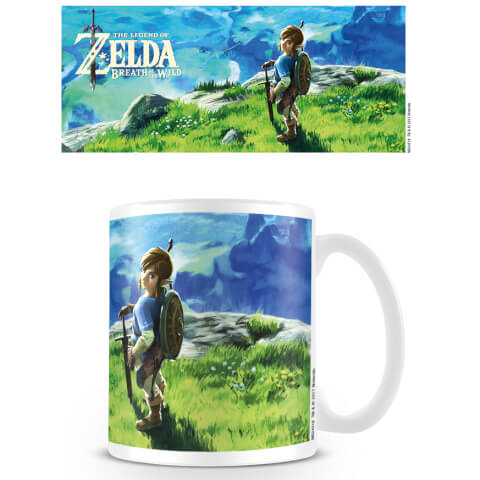Tasse The Legend of Zelda: Breath of the Wild (Vue)