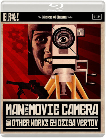Man With A Movie Camera & Four Films (Masters Of Cinema)