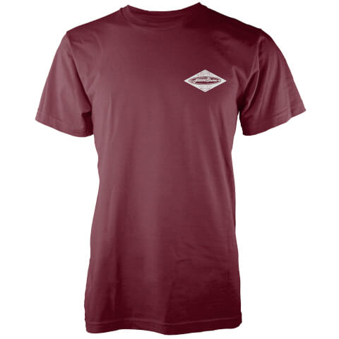 Native Shore Men's Core Board T-Shirt - Burgundy