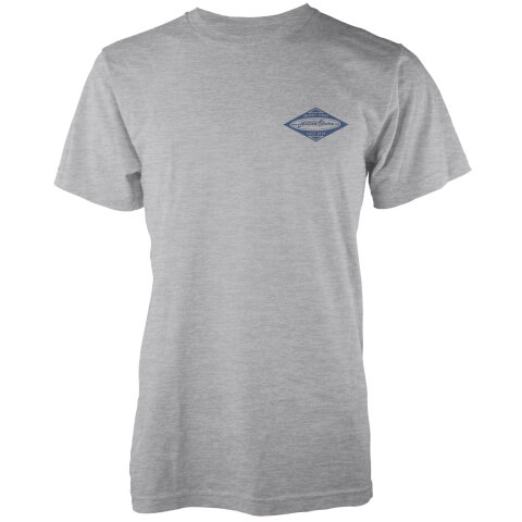 Native Shore Men's Authentic Shore Pocket Print T-Shirt - Navy