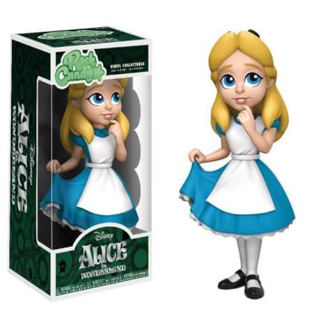Alice in Wonderland Rock Candy Vinyl Figure