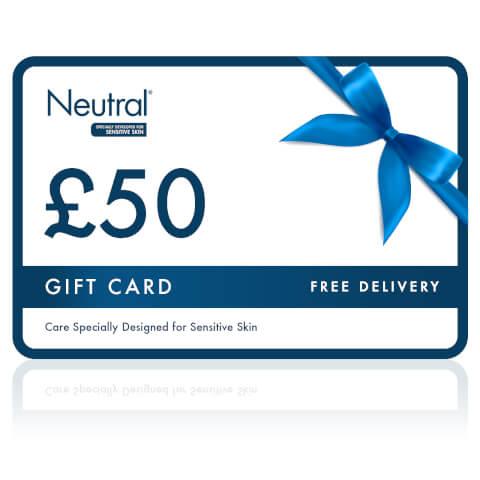Neutral 0% £50 E-Voucher