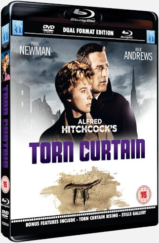 Torn Curtain (Dual Format)